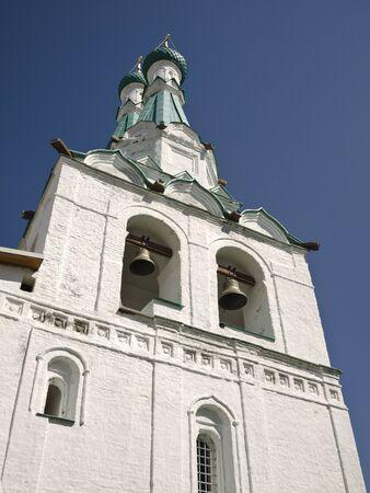 Holy Trinity Monastery of Alexander Svirsky Stock Photo - 12003605
