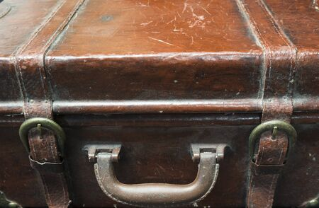 old fashioned: Old Fashioned Vintage Suitcase