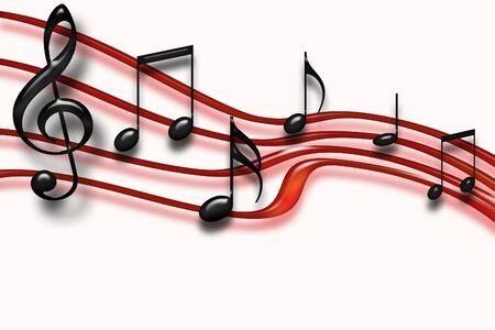 pentagrama musical: Personal musicales