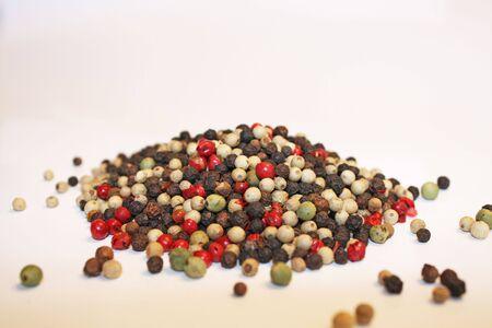 Peppercorn Spice in a pile