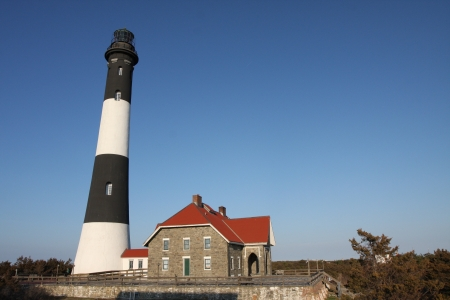 Fire Island Light House in New York.