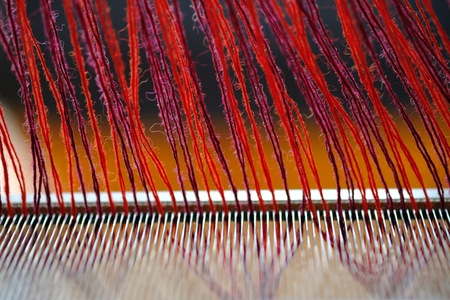 Warp and Weft of Weaving Operation