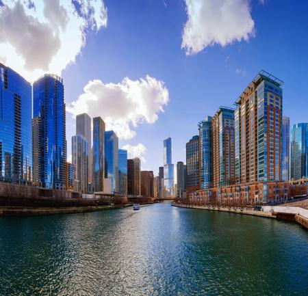 City of Chicago, illinois, USA