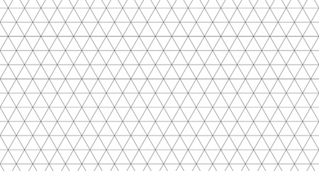 White triangle tiles texture, seamless pattern background. illustration