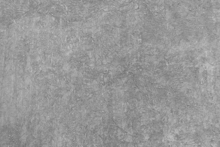Rough grey concrete cement wall or flooring pattern surface texture. Close-up of exterior material for design decoration background Stockfoto