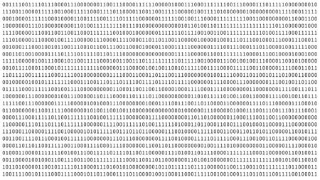 01 or binary numbers on the computer screen on white monitor background metrix, Digital data code in hacker or security technology concept. Abstract illustration