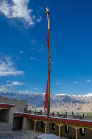Stok Palace is a Buddhist monastery in Stok Leh ladakh, Jammu and Kashmir, India.