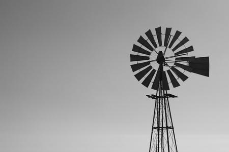 windmill: Windpump, South Africa
