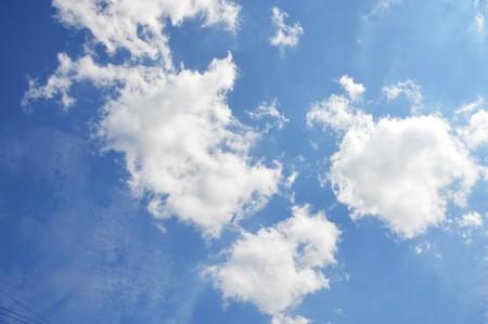 September sky Japan