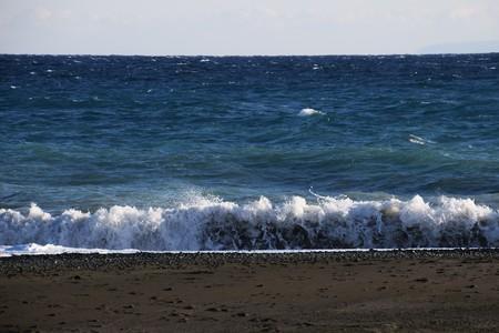 Waves background.