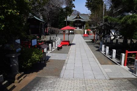 Japanese shrine precincts