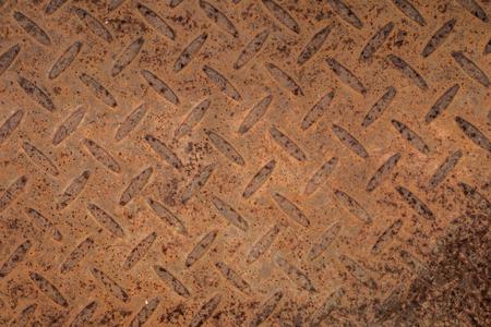 checkerplate: Iron rust