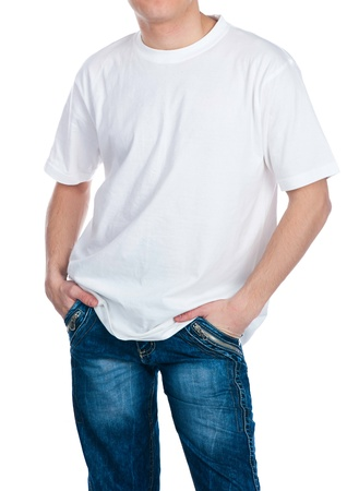 Cute smily young guy Stock Photo - 9168816