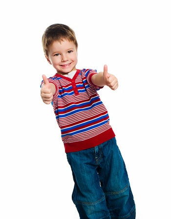 Cute child Stock Photo - 9374958