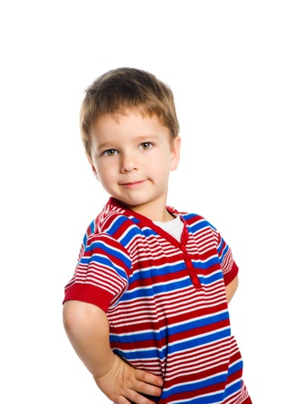 Cute child Stock Photo - 9427621