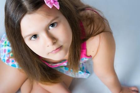 10 years girls: Beautiful little girl.