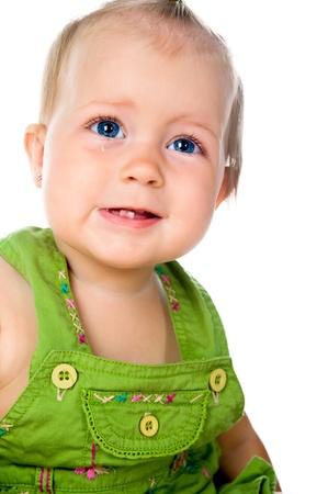 12 18 months: Cute little girl