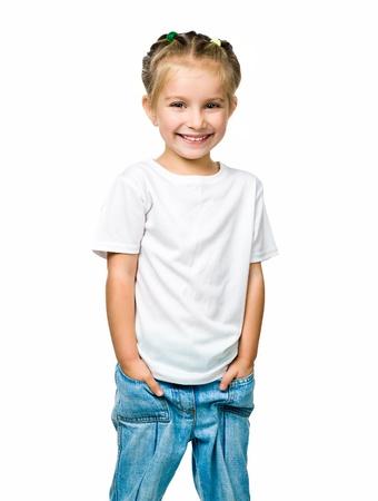5 6 years: beautiful little fashion model