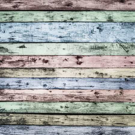 lining: Background texture of colorful wooden lining boards wall Stock Photo