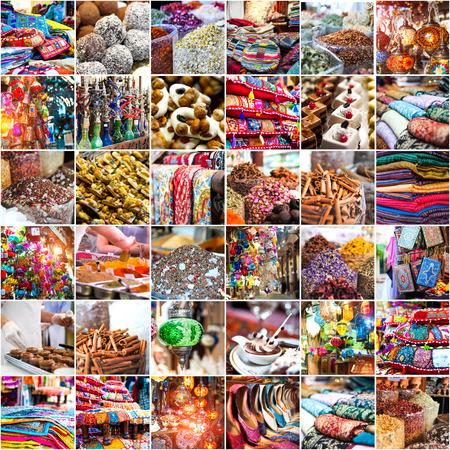 collage photo merchandise in the Arab market