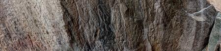 Gobustan 공원의 암각화 그림