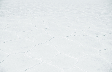 White surface in Bolivia