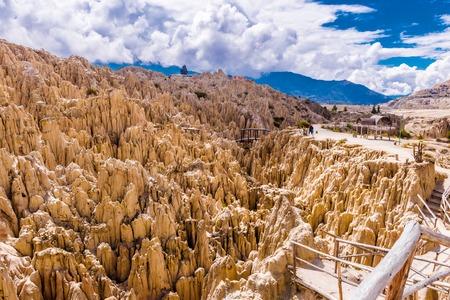 El Valle de la Luna, Bolivia