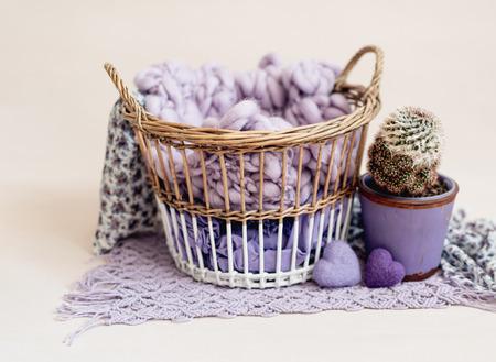 Childrens adorable basket