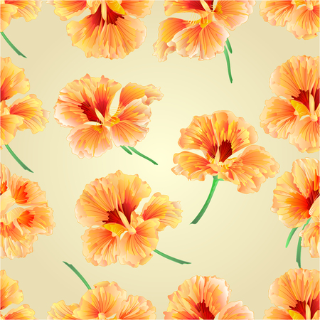 berros: Flor de primavera berros verduras ilustración de la comida sana