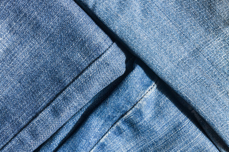 mopped: Jeans close-up, texture, torn, mopped pieces