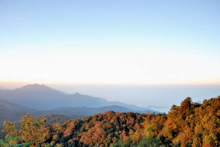 Paysage montagne photo