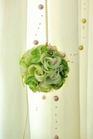 Decoration flowers photo