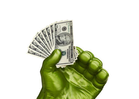 green hand: Green Hand and Small money