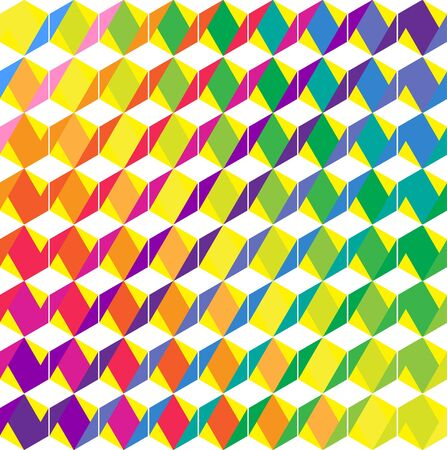 grren: Abstract colorful background
