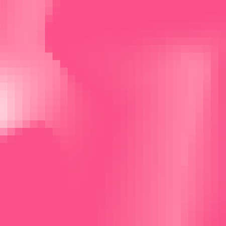 Abstract pink mosaic background - Vector