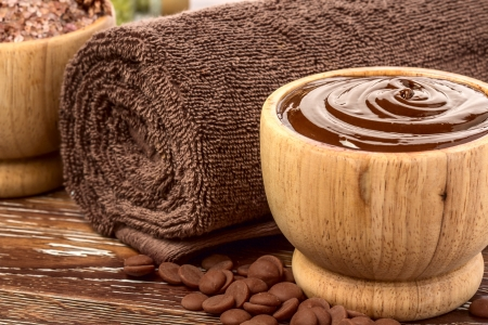 Chocolate spa  photo
