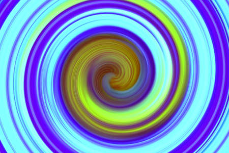 abstract of colorful spin for background used photo