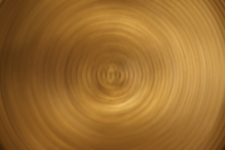 spin: abstract of gloden spin for background used