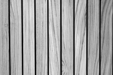 abstract of black and white wood lath photo