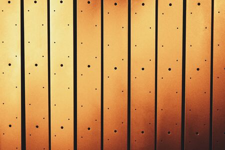 lath: abstract of brown metal lath
