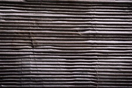 paperboard: close up corrugated paperboard texture for background used