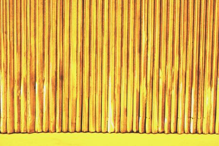 lath: abstract of black and white metal lath Stock Photo