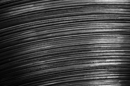 curve line: abstract metal curve line for background used