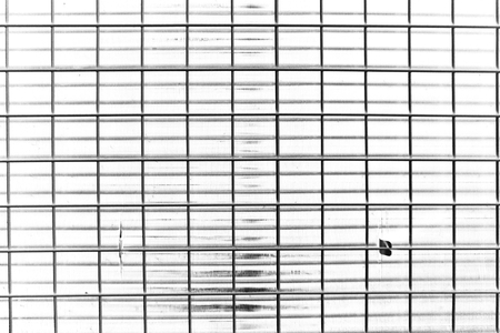 malla metalica: abstracta de malla de metal utilizado para el fondo Foto de archivo