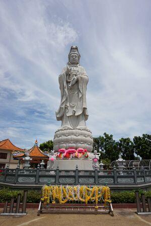 goddess of mercy: The Goddess of Mercy known as Quan Yin or Guan Yin or Guan Yim