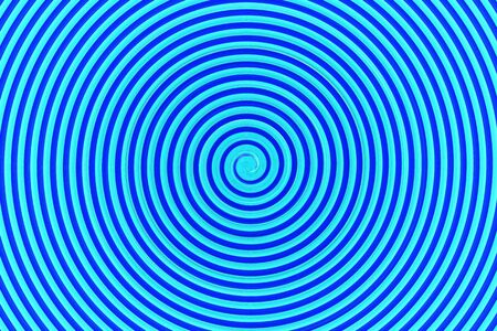 blue spiral: abstract of blue spiral for background used