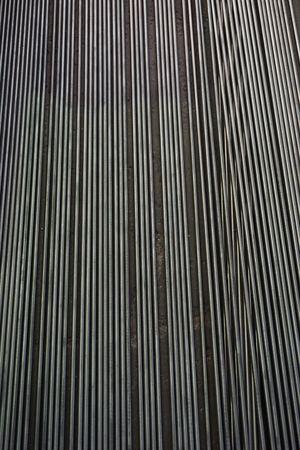 bar tool set: line up stainless steel shaft for background used