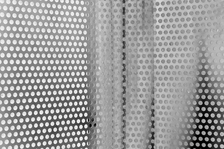 malla metalica: abstract of round metal mesh texture for background used