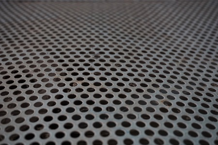 metal mesh: abstract of round metal mesh texture for background used