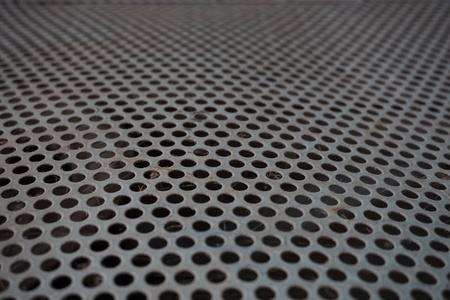 malla metalica: abstracta de la textura de malla de metal redondo utilizado para el fondo